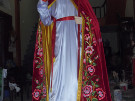 Áo lễ - Áo Kiệu - Áo tượng
