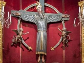 Cây Thánh Giá Gỗ Lâu Đời Nhất Ở Âu Châu Được Các Nhà Khoa Học Χác Nhận